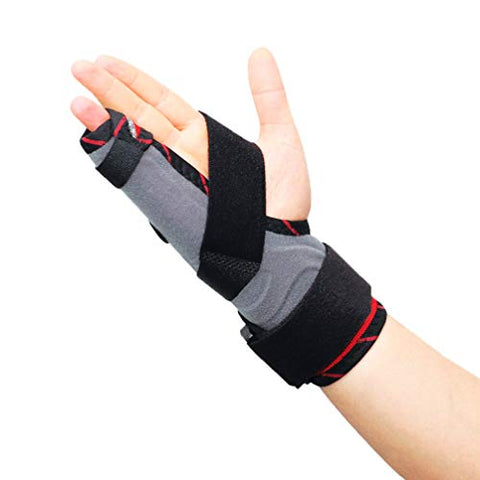 Boxer Fracture Splint 4th or 5th Finger Immpobilizer Brace / ACKB434