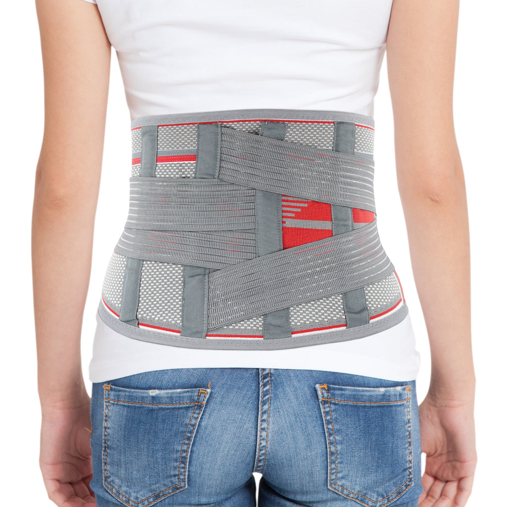 Lumbar Support Belt Lumbosacral Back Brace