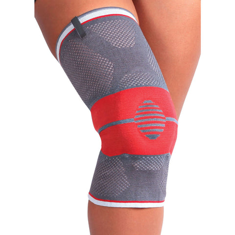 Patella Stabilizer Knee Brace Compression Sleeve - Knee Support for Meniscus Tear, Arthritis