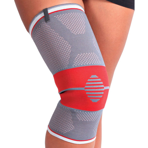 Image of Knee Support Brace Compression Sleeve