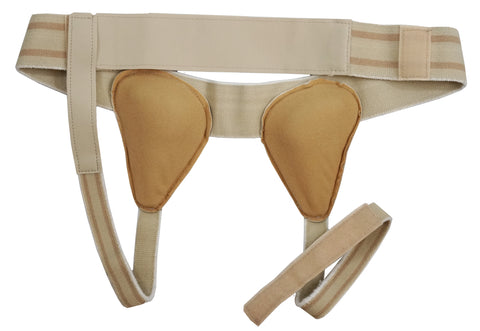 Image of Inguinal Groin Hernia Truss Support Belt - Double Side