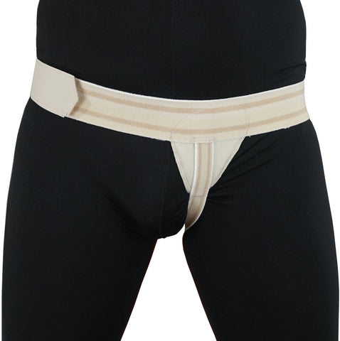 Inguinal Groin Hernia Truss Support Belt Left/Right Side