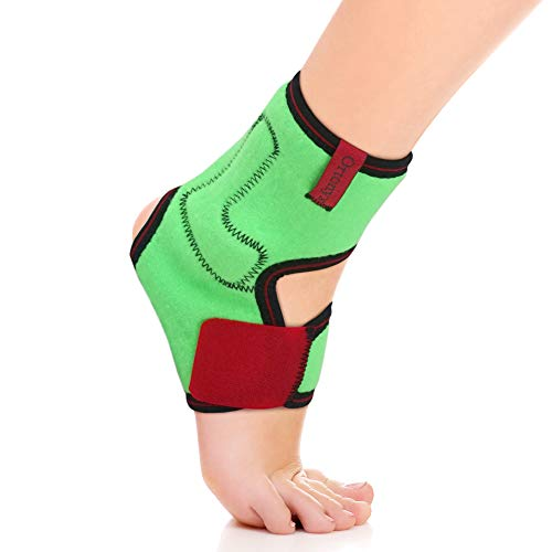 Kids Ankle Support Brace with Side Pads / ACJB2002