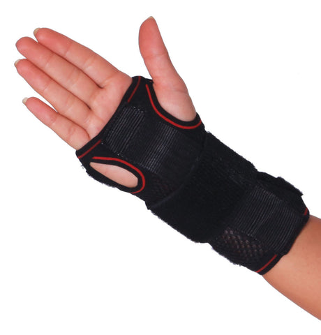 Image of Wrist Support Brace with Splint for Carpal Tunnel Arthritis