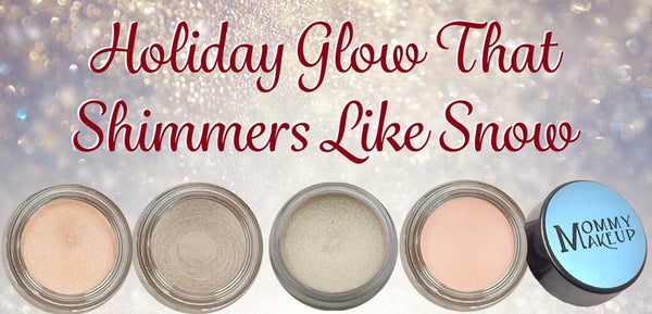 Holiday Glow That Shimmers Like Snow