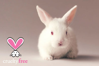 "Cruelty-free... Some brands just don't ""hop to it""."