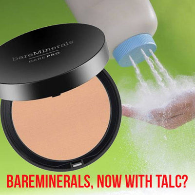 How Can Mineral Makeup Contain Talc?