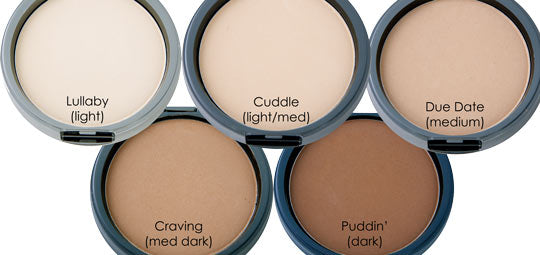 Mineral 4-in-1 PRESSED Powder, Foundation, SPF 15 and Soft Focus Finish All in One!