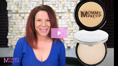 Concealer and Mineral Powder Foundation | Mommy Makeup - Video