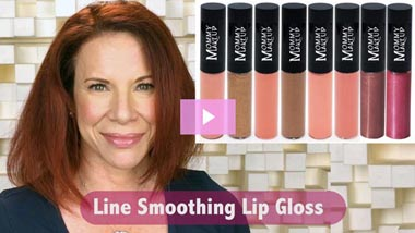 Line Smoothing Lip Gloss | Mommy Makeup - Video