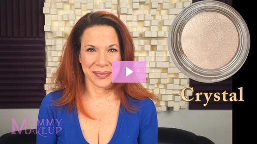 Any Wear Creme in Crystal | Mommy Makeup - Video