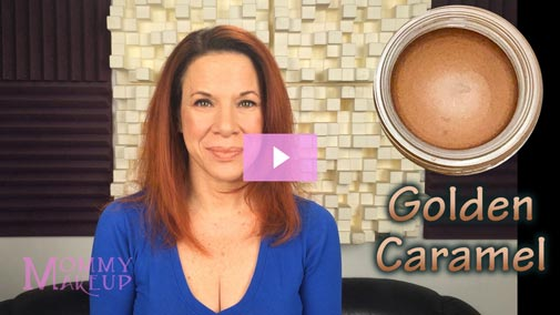 Any Wear Creme in Golden Caramel | Mommy Makeup - Video