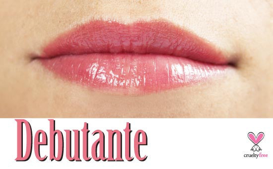 More Than Lipgloss in Debutante!