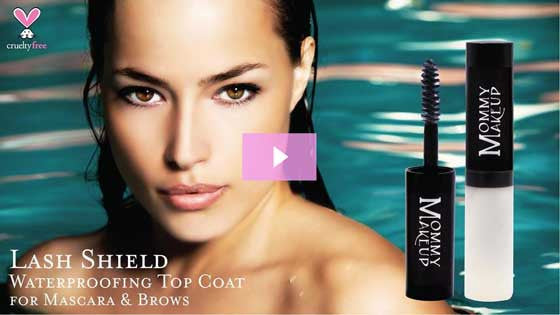 Lash Shield Waterproofing Top Coat for Mascara and Brows