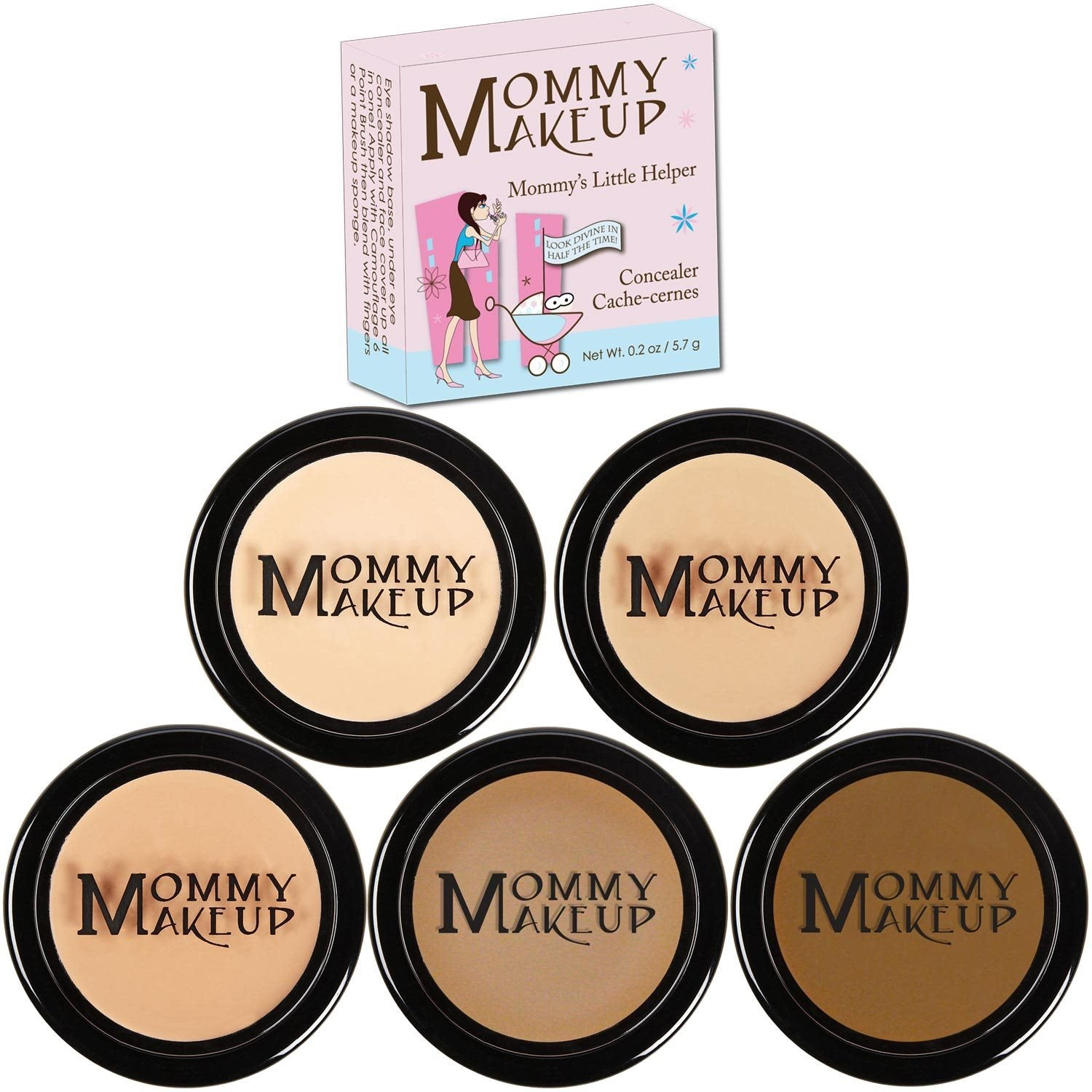 Mommy's Little Helper Concealer - Face Makeup > Foundations & Concealers - Mommy Makeup