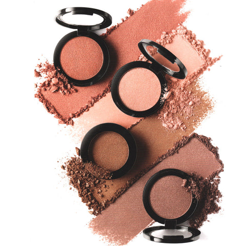 Powder Perfect Color Mineral Eyeshadow and Blush available in 4 shades