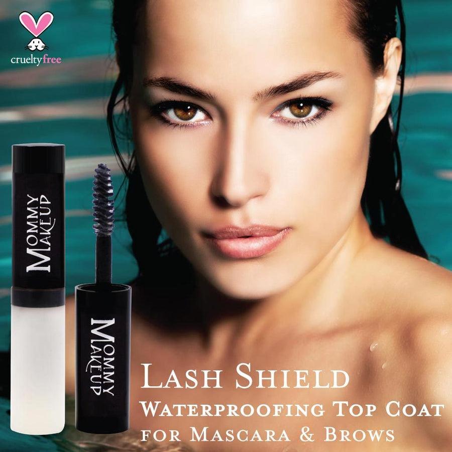 Lash Shield Waterproofing Top Coat for Mascara & Brows - Eye Makeup > Mascara - Mommy Makeup