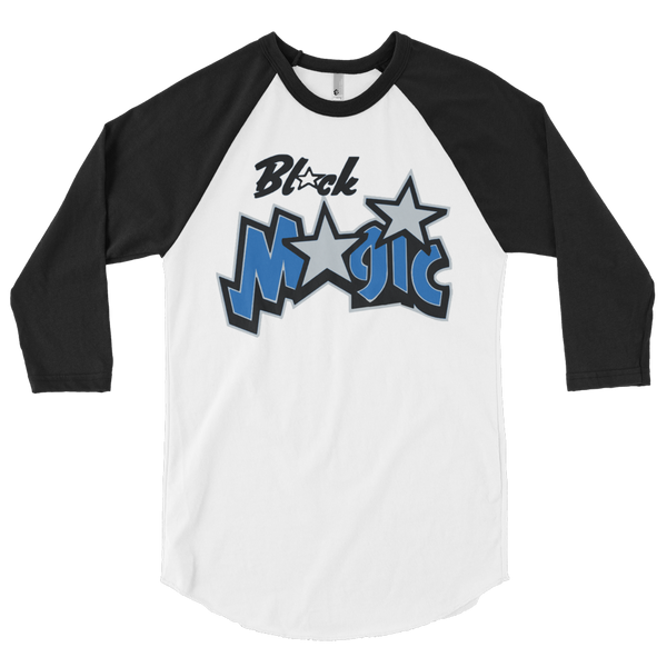 Black Magic Raglan Tee