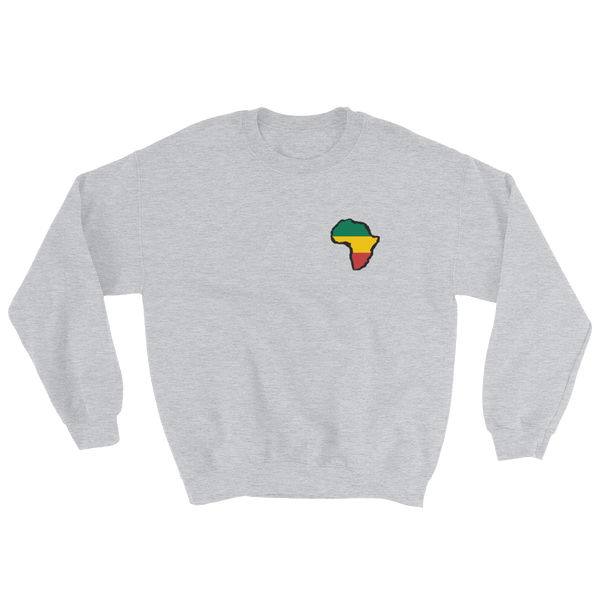 Africa Pendant Sweat Shirt