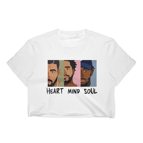 The Trio Crop Top