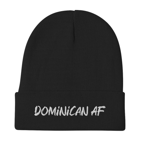 Dominican AF Beanie