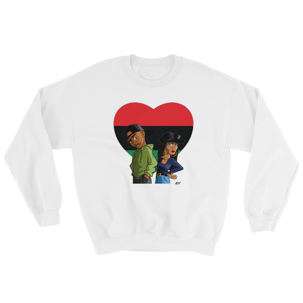 Black Love ( Poetic Justice) Crew Neck