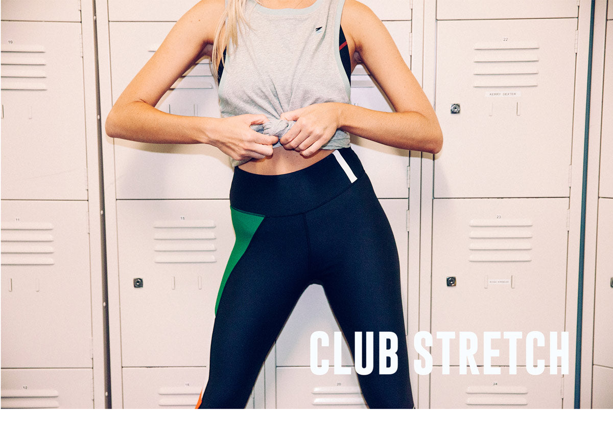 Arcadia Activewear Club Stretch Collection Spring 2018