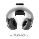 BRAINWAVZ ROOST - HEADPHONE HANGER - TWIN PACKS -VARIOUS SIZES