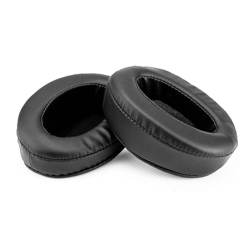 HEADPHONE MEMORY FOAM EARPADS - ANGLED(VARIOUS COLOURS)