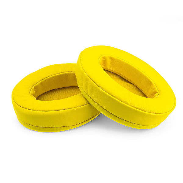 Headphone Memory Foam Earpads - Pleather (Various Colours)