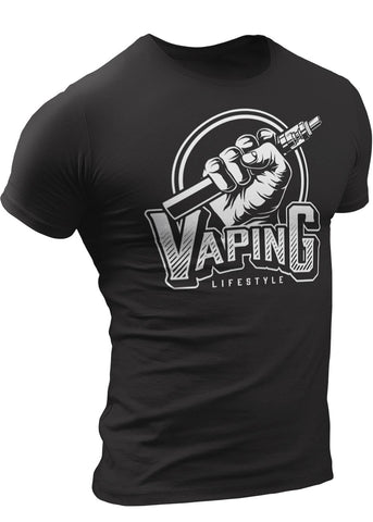 Vape Pen Smoker T-Shirt (09)