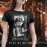 (BG-05) PLAY BY MY RULES T-SHIRT | Bad Girls Outfit