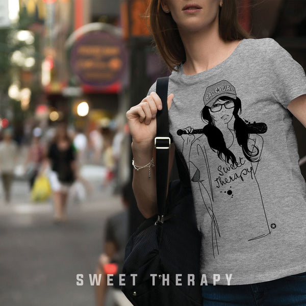 (BG-04) SWEET THERAPY T-SHIRT | Bad Girls Outfit