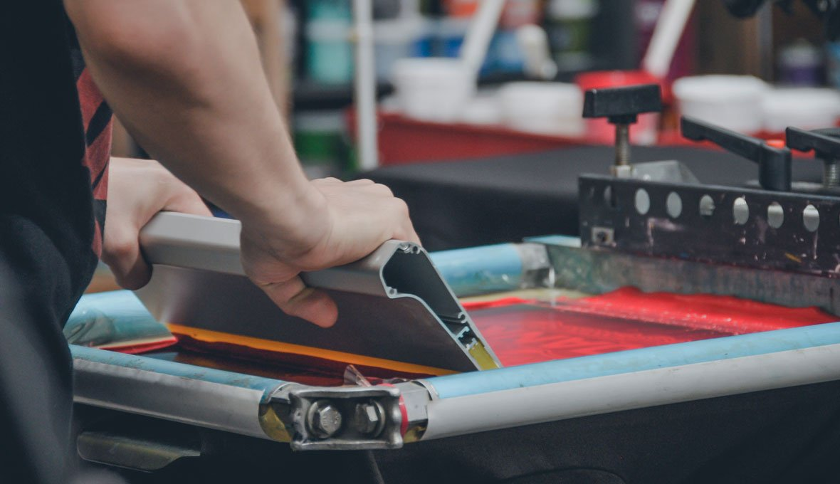 Screen Printing Classes for Beginners in Metro Detroit Area