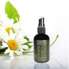 Bamboo Toner-A refreshing moisturizing mist that delivers active enzymes, minerals and hydration for healthy glowing skin