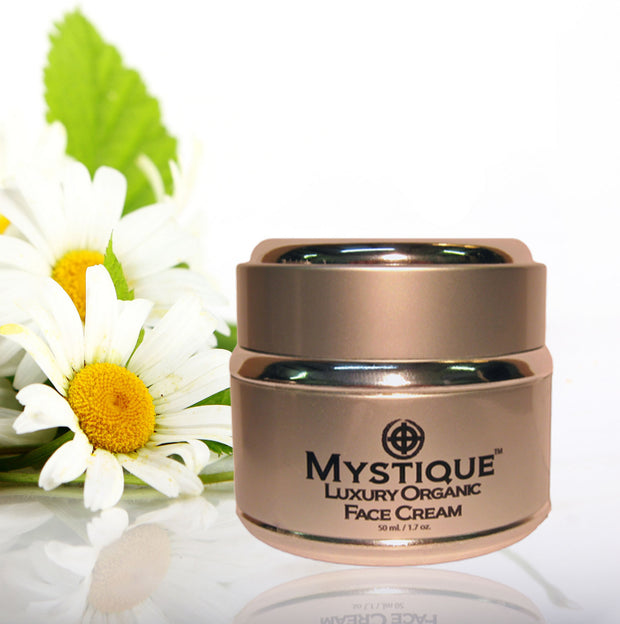 Mystique-The Ultimate Transforming Facial Moisturizer That Visibly Diminishes Fine Lines, Wrinkles And Balances Even The Driest Or Oiliest Skin-Gives You Dewy Soft Smooth Glowing Skin.