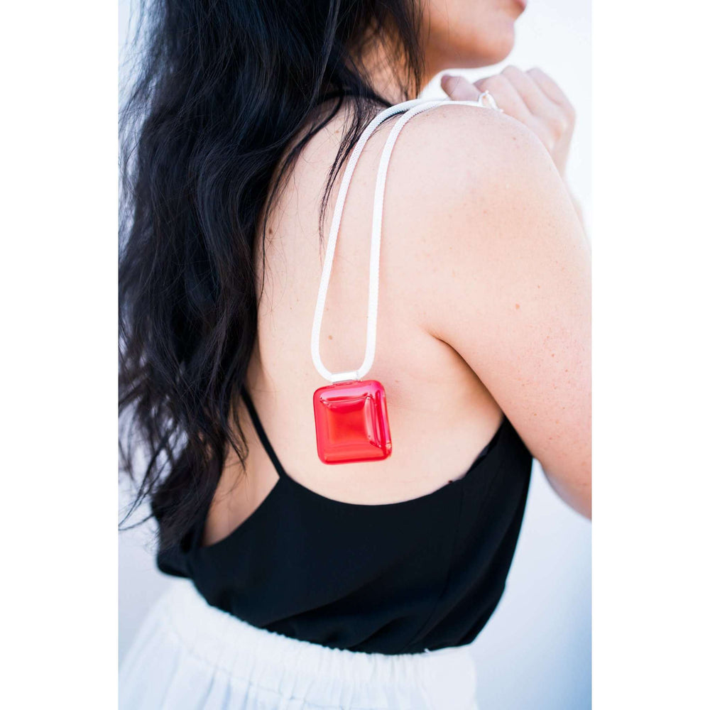 Gali Necklace- Red