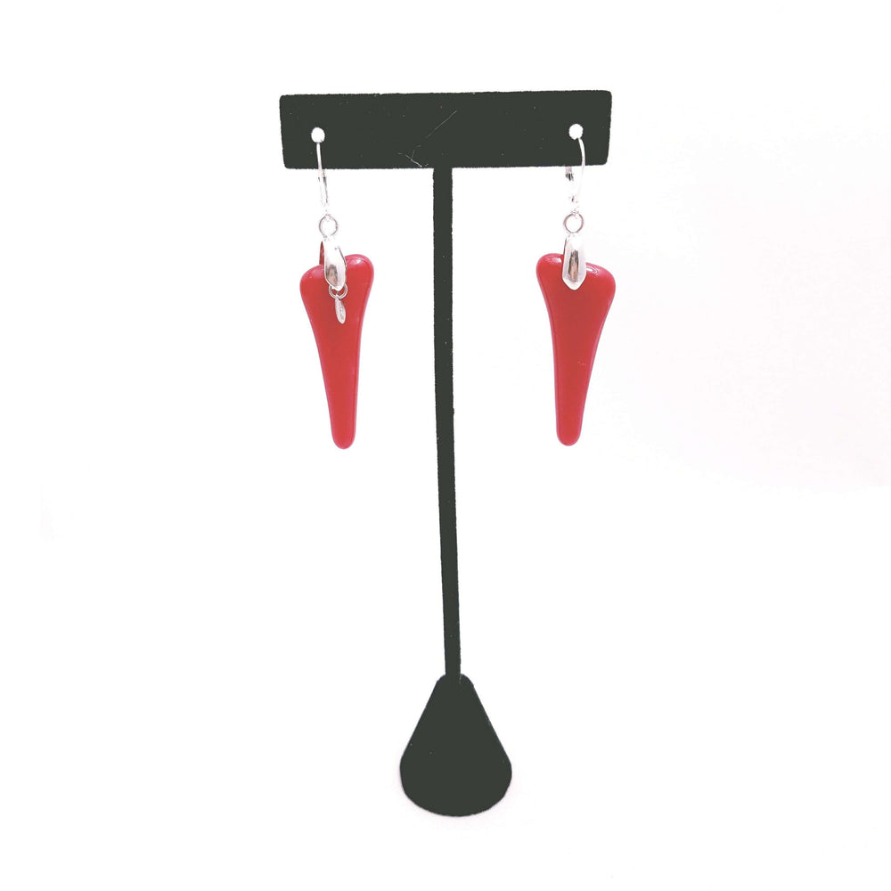Shir Earring- Red