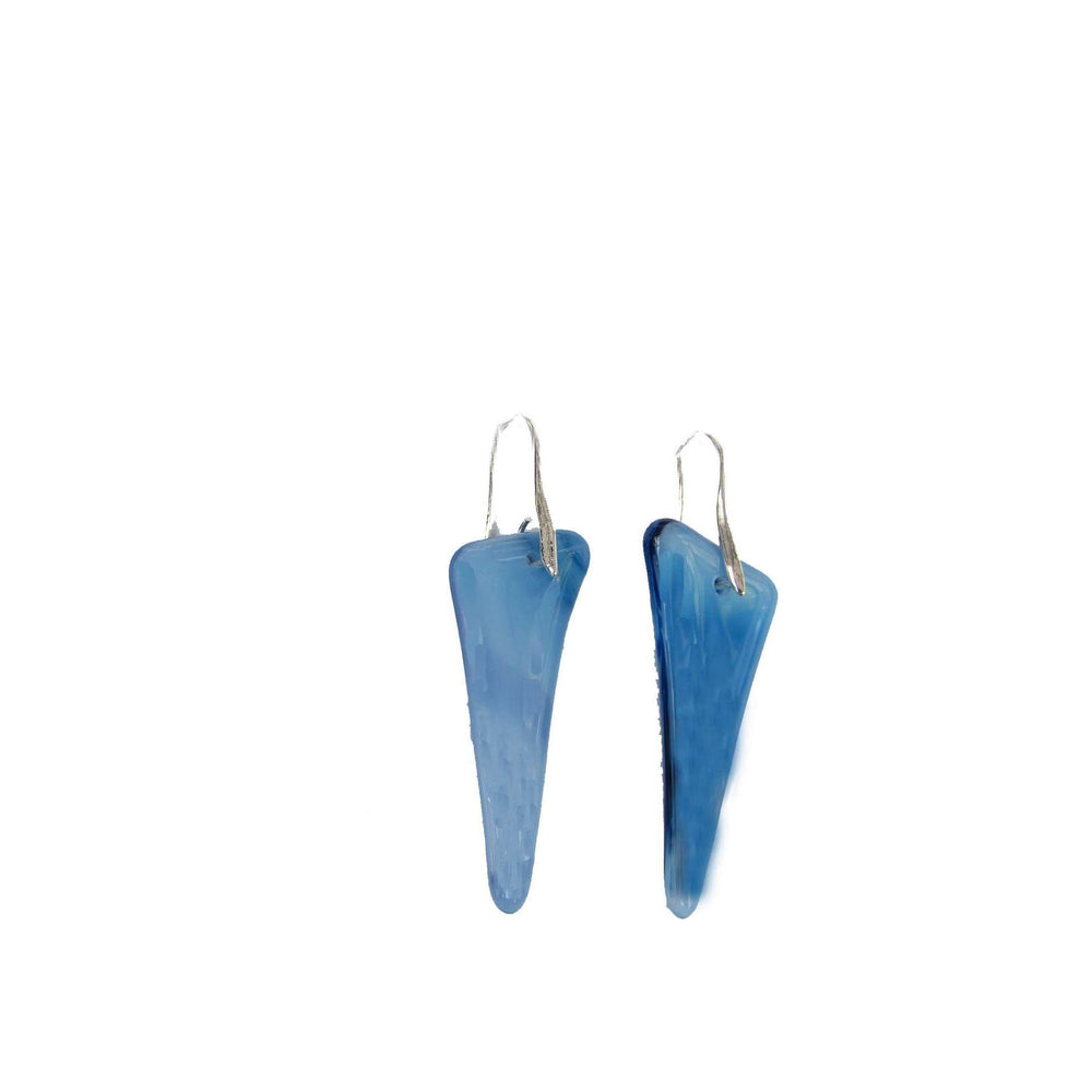 Shir Earrings- Blue