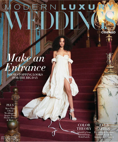 Modern Luxury Weddings Chicago December 2019