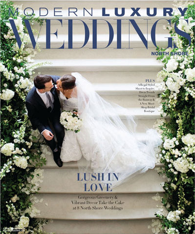 Modern Luxury Weddings - March 2020