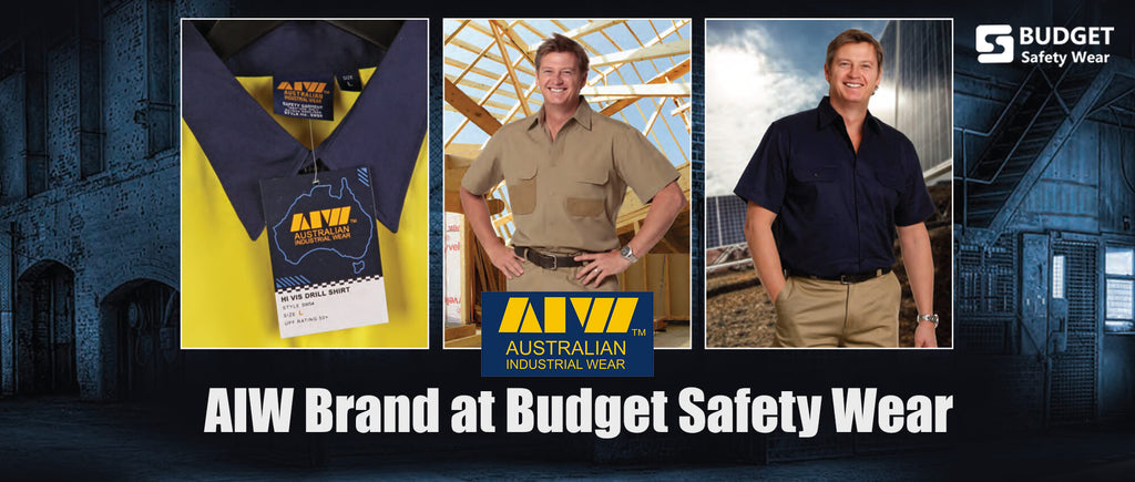 AIW Brand at Budget Safety Wear