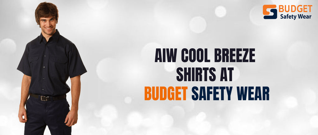 AIW Cool Breeze Shirts at Budget Safety Wear