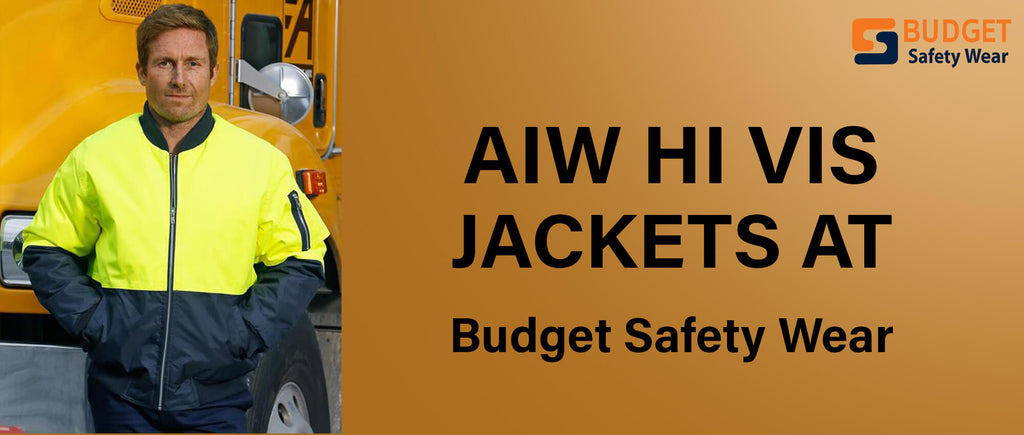 AIW Hi Vis Jackets at Budget Safety Wear