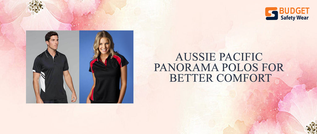 Aussie Pacific Panorama Polo's for better Comfort
