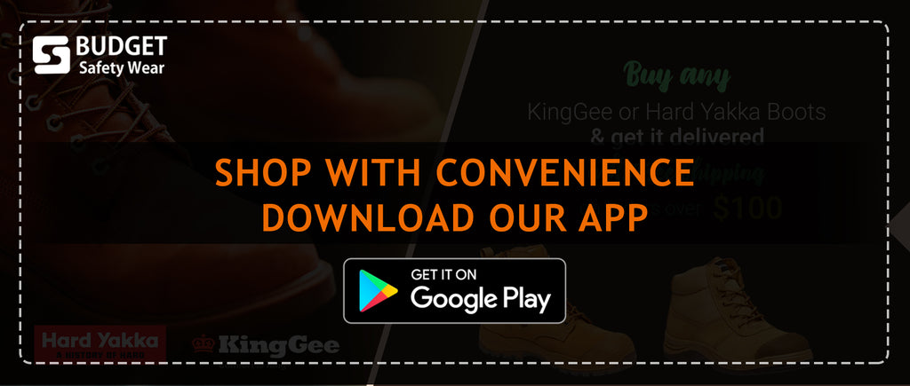 Hassle Free Shopping with Mobile App