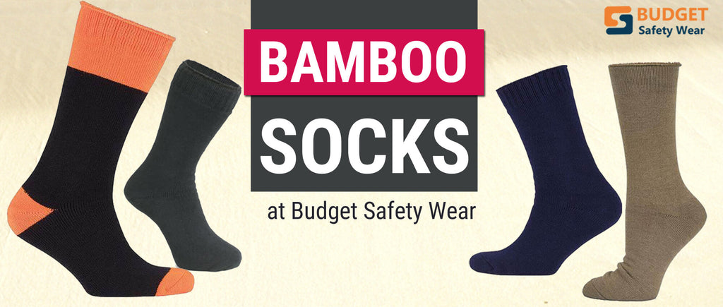 Bamboo Socks at Budget Safety Wear