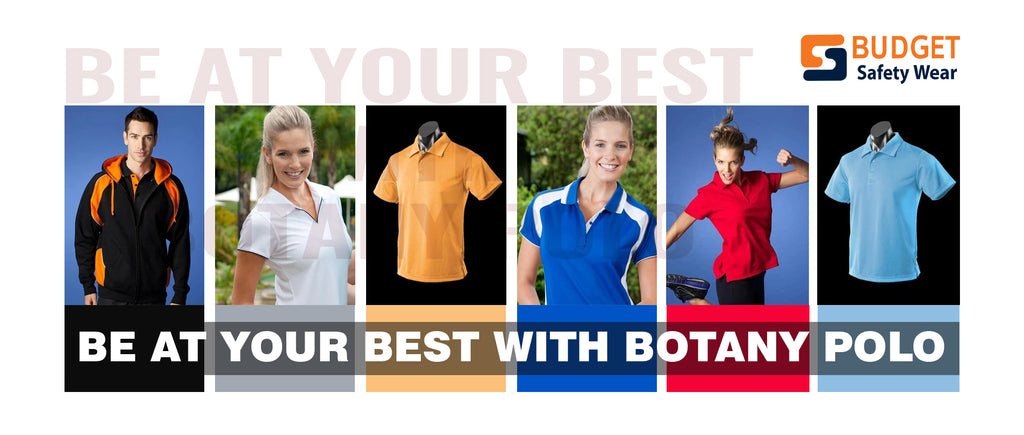 Be at your best with Botany Polo | Budget safety wear