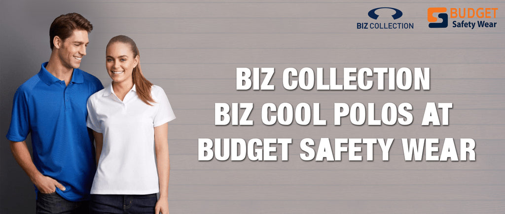 Biz Collection Biz Cool Polos at Budget Safety Wear