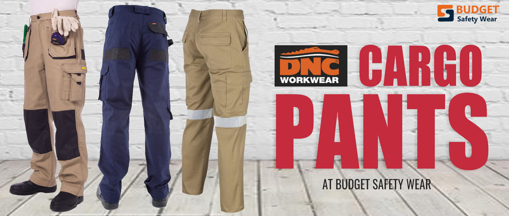 DNC Cargo Pants at Budget Safety Wear
